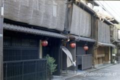 Gion - stara, tradycyjna dzielnica Kioto