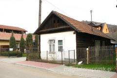 domek przy ul. Zdrojowej