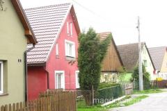 zabytkowe domy tkaczy w Czermnej