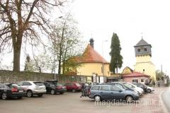 kościół pw św. Bartłomieja w Czermnej