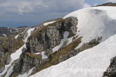 dochodzimy do szczytu Magoro