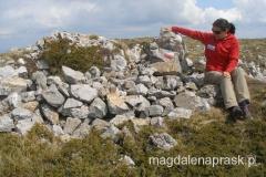 na szczycie Magoro 2.255m npm