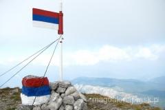 szczyt Maglic 2.386m npm