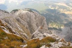 widoki ze szczytu Maglic