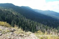 Babia Góra widziana z Kopy