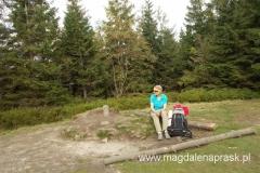 szczyt Kiczorka 1.298m npm