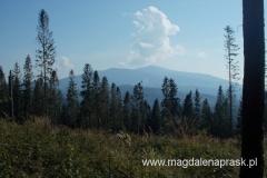 Babia Góra na horyzoncie