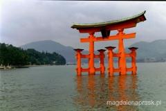 słynna świątynia shintoistyczna