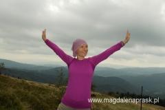 radość z bycia w górach