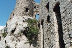 romantyczne ruiny Ogrodzieńca