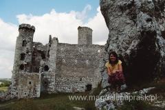 Zamek Ogrodzieniecki w Podzamczu to najbardziej imponujące Orle Gniazdo spośród wszystkich zamków Jury Krakowsko - Częstochowskiej.
