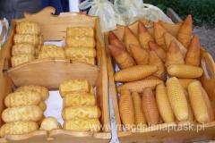 oscypki sprzedawane w Dolinie Chochołowskiej - prosto od bacy