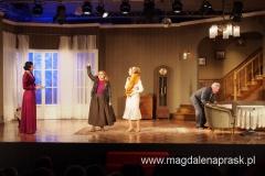 spektakl 'Medium' Teatru Kwadrat