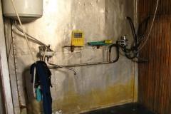 prysznic w Bazie, luksusowa przyjemność za 5 EUR