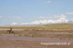 piękno Kirgistanu w pełnej krasie