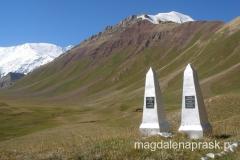 groby to częsty widok w wysokich górach