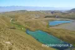 okolice Bazy skrywają kilkanaście małych jeziorek