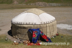 kirgiska jurta