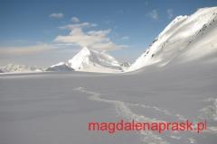 krajobra Pamirskiego Plato przypomina mi Antarktydę