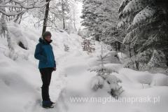 cudowna biała zima