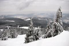 panorama Beskidu Żywieckiego