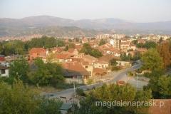widok na Pirot