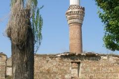 pozostałości meczetu z 1475r.