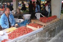 sezon na truskawki - a Macedonia to truskawkowy raj