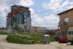 przedmieścia Prisztiny