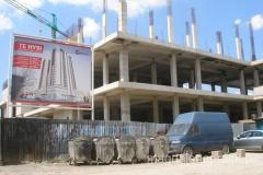 Prisztina to wielki plac budowy