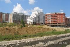 nowoczesne osiedla mieszkaniowe rosną jak na drożdżach