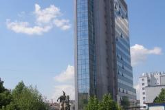 siedziba premiera i rządu, a także parlament Republiki Kosowa