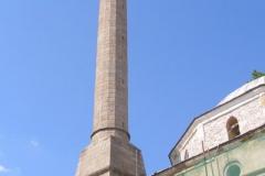 jeden z wielu meczetów w mieście