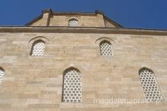 Meczet Mehmeda Zdobywcy zwany Meczetem Zwycięstwa lub Królewskim pochodzi z 1461r.