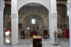 cerkiew została zdewastowana w marcu 2004r. i do dziś nie odzyskała swego blasku