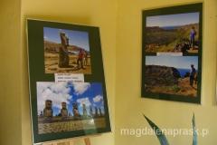 ekspozycja zdjęć Marka Fiedlera z podróży na Wyspę Wielkanocną