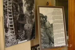 w Muzeum-Pracowni Literackiej Arkadego Fiedlera