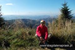 Tatry widziane ze szlaku