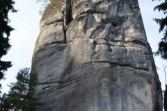 ostaniec skalny