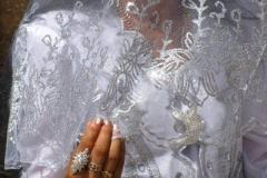piękna biżuteria ślubna