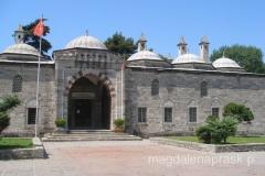 typowa dla Turcji architektura