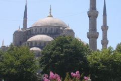 Błękitny Meczet pochodzi z XVIIw.