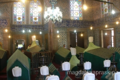 grobowce sułtanów