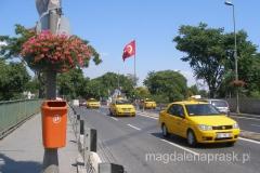 na ulicach aglomeracji - zlot taksówek?