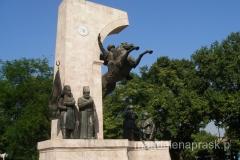 pomnik Mahmeda Zdobywcy