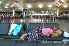 na lotnisku w Stambule