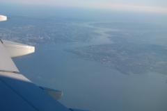 cieśnina Bosfor od strony Morza Marmara