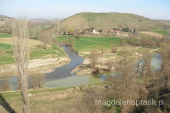 krajobraz wschodniej Macedonii