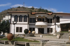 zabytkowy dom należący niegdyś do rodziny Arsov - dziś mieści lokalne muzeum