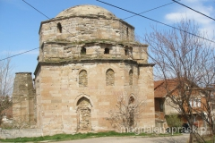 meczet Husa-Medin Paszy z XIV lub XVIw. - budynek sakralnej architektury osmańskiej